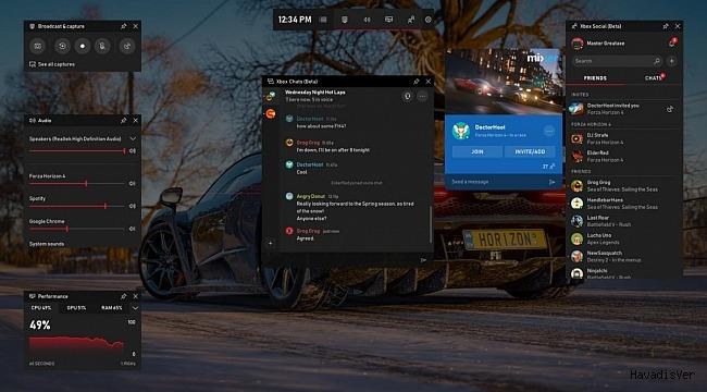 Microsoft, Windows 10 Oyun Çubuğunu, bilgisayar tutkunları için gerçekten yararlı araçlarla güçlendirdi