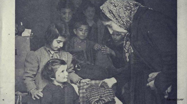 II. Dünya Savaşında Ülkesinden kaçıp Suriye' ye Sığınan Yunanlılar