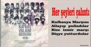 Kafkasya Marşı oldu İzmir Marşı