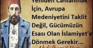 Sultan II. Abdülhamid'in çok zeki olduğunu gösteren 10 mesele