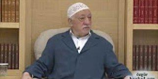 Gülen'in öz eleştirisi